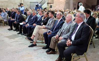 PP y Cs se sienten cómodos en el pacto de gobierno mientras el PSOE lamenta que se «frustrase» el cambio en la Diputación