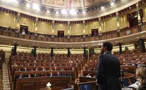 Los diputados y senadores de Castilla y León vuelven de Madrid sin estrenarse