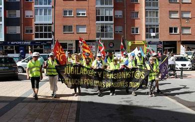 Advierten de un timo en redes relacionado con la 'marcha de pensionistas'