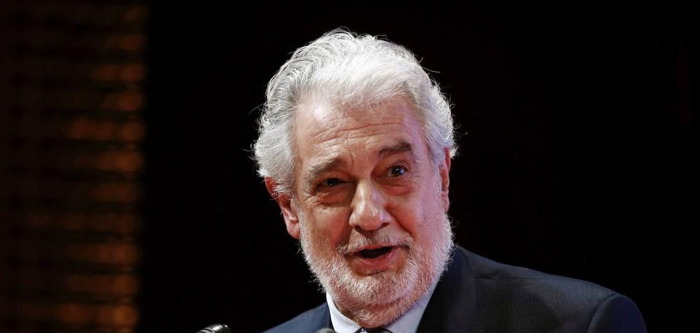 Plácido Domingo dimite como director general de la Ópera de Los Ángeles