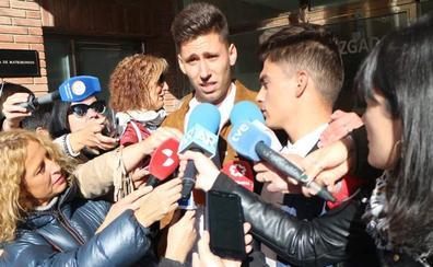La defensa del exjugador del Arandina, Raúl Calvo, niega delito y pide su libre absolución