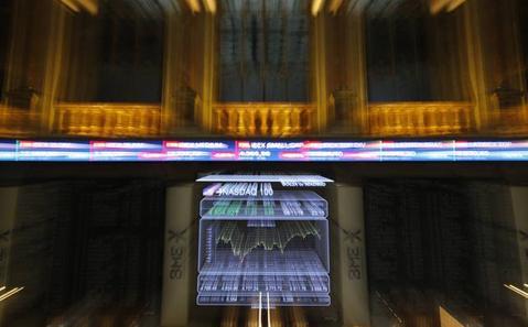 La Bolsa intenta despegar con mínimos rebotes tras el batacazo de ayer