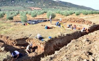 Finaliza la III Campaña de excavación del CENIEH en el yacimiento paleolítico de El Sotillo