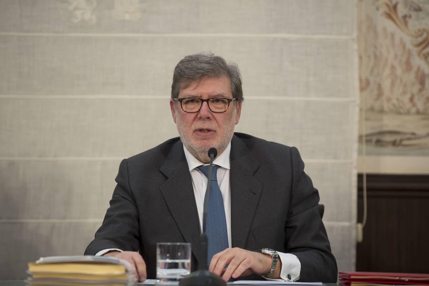 Santiago Aparicio: «La incertidumbre es lo peor; no sabes qué medidas tomar»