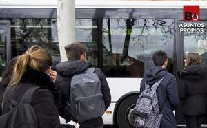 El sinsentido de un transporte escolar inflexible