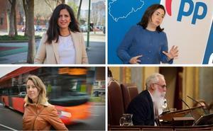 Caras conocidas para la reválida electoral