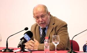 Igea, «encantado» con volver a encontrarse con sus «amigos» de UPyD