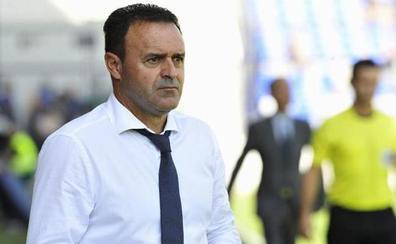 José María Salmerón, el mejor situado para ser el nuevo entrenador del Burgos CF