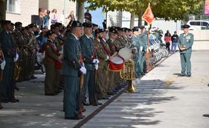 La Guardia Civil desfilará este sábado junto a la Catedral con motivo de su 175 aniversario