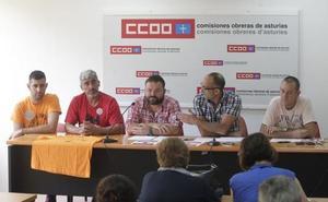 Vesuvius rechaza la propuesta del Gobierno de Asturias de aplazar el ERE durante al menos cuatro meses