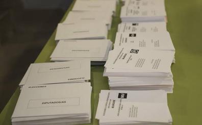 Los nueve partidos que concurrieron en las elecciones de abril vuelven a hacerlo el 10-N