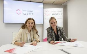 La Universidad Isabel I firma un convenio con la Asociación For Women para impulsar el empoderamiento de la mujer