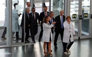 El gerente del HUBU afirma que «hay que echarle imaginación» para hacer «atractivas» las plazas de especialista en Burgos