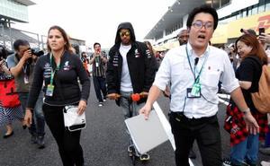 Hagibis, el invitado sorpresa al GP de Japón