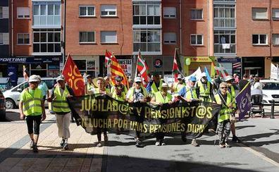 Se habilitan autobuses para acudir a la manifestación en defensa de las pensiones el 16 de octubre