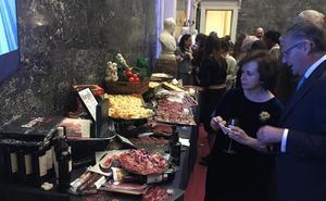 Bruselas degusta comida burgalesa