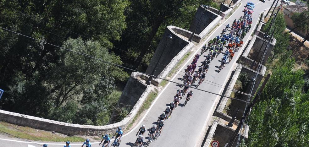 La Vuelta a Burgos de 2020 se celebrará del 28 de julio al 1 de agosto