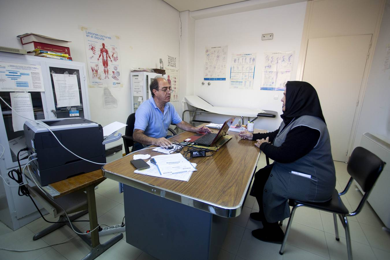 Consultorios médicos del medio rural