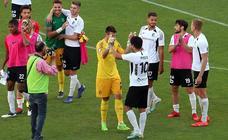 El Burgos CF da la vuelta a un partido que se le puso muy cuesta arriba