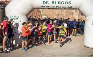 Más de 1.200 deportistas participan en la séptima edición de la marcha Demandasaurus