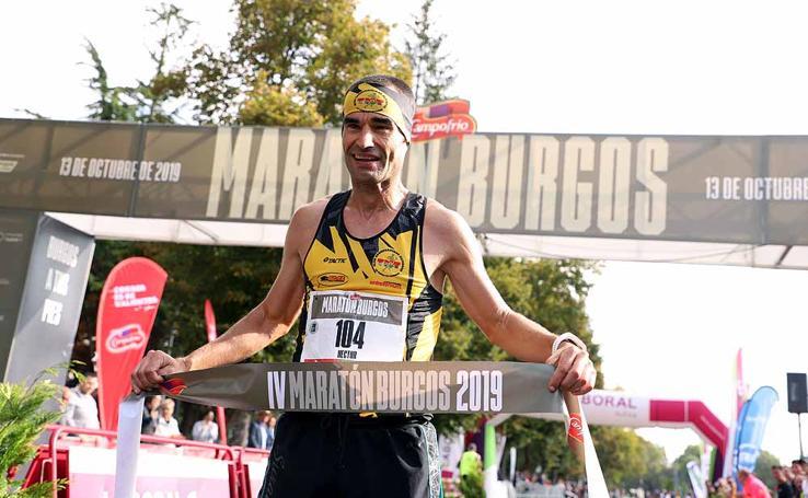 Maratón de Burgos 2019