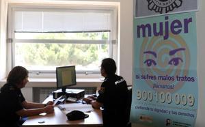 Aumentan un 16,85% las mujeres víctimas de violencia de género en Burgos, al contrario que en España y Castilla y León