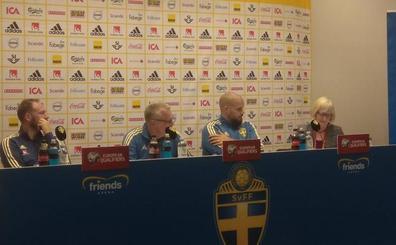 Andersson: «España es una selección fantástica»