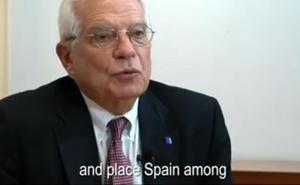 El Gobierno defiende la imagen de la democracia española ante el mundo