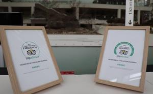 El MEH recibe por quinto año consecutivo el 'Certificado de Excelencia' de 'TripAdvisor'