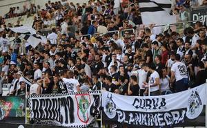Disponibles 400 entradas para la visita este sábado del Burgos CF al campo del Arenas