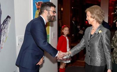 Javier Palacios gana el Premio BMW de pintura con su obra 'Magic Damn'