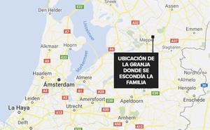 Una familia holandesa vive nueve años oculta en el sótano esperando el «fin del mundo»