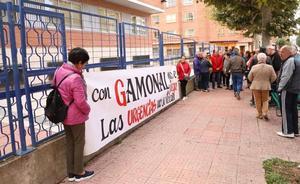 Los centros de salud de Gamonal y San Agustín mantienen viva la lucha por las urgencias de Atención Primaria