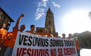 La plantilla de Vesuvius acepta el ERE para las plantas de Miranda de Ebro y Langreo