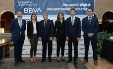 Desayuno informativo de El Norte y BBVA sobre los retos de la disrupción digital