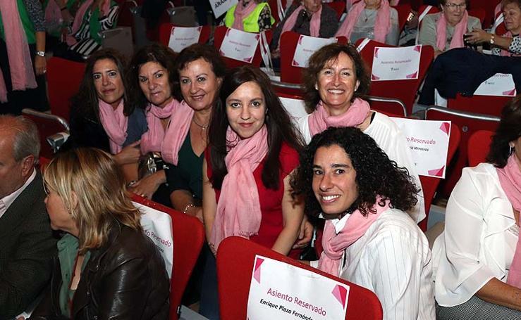 Encuentro de personas diagnosticadas de cáncer de mama en Castilla y León