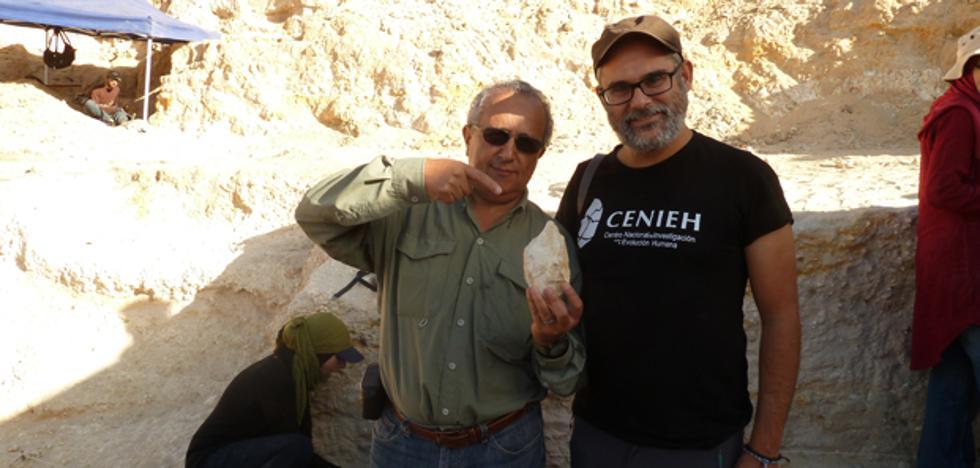 Concluye con éxito la séptima campaña de excavación en el yacimiento argelino de Tighennif en la que ha participado el CENIEH