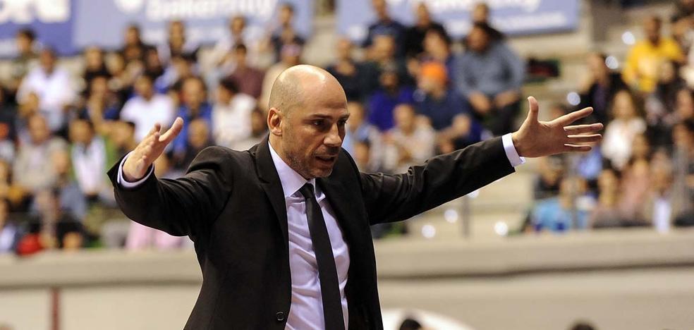 Peñarroya: «El partido es muy mejorable, me quedo con la reacción final»