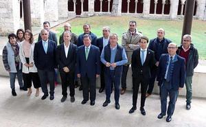 15 clubes de Burgos reciben 270.500 euros por su convenio con Diputación