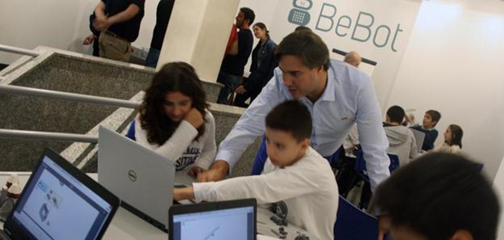 Bebot organiza la primera edición de 'Ciencia para todos' este sábado en Miranda de Ebro