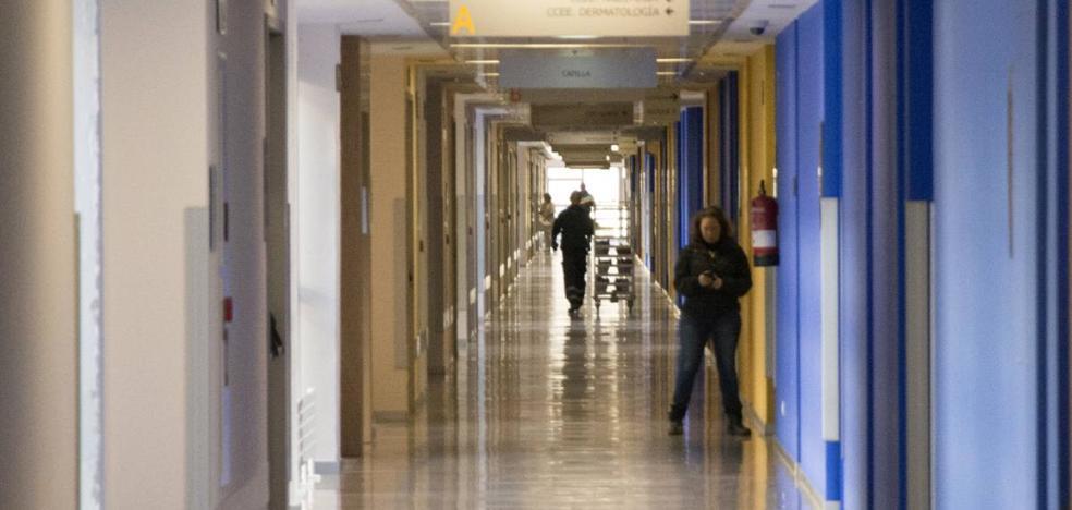 Las listas de espera de los tres hospitales burgaleses crecen un 28% en el tercer trimestre
