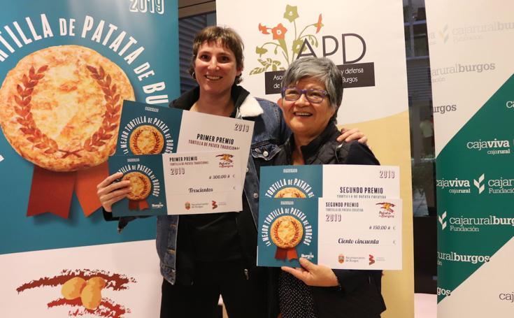 Imágenes de la final del VI Concurso 'La Mejor Tortilla de Patatas de Burgos'