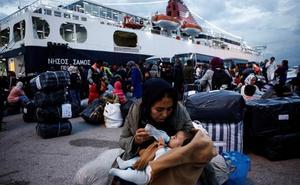 Guillermo Cañarno, médico de Proactiva Open Arms, aborda en Burgos el rescate de migrantes en el Mediterráneo