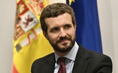 Casado participará en Burgos en una campaña «en la que el viento sopla a favor» del PP, según Vázquez