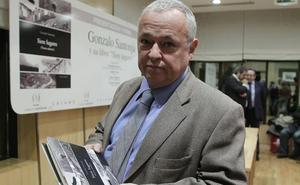 Gonzalo Santonja, director del Instituto Castellano y Leonés de la Lengua, nombrado Académico de la 'Institución Fernán González'