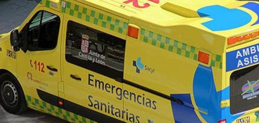 Herida una mujer tras ser atropellada en la calle Crucero de San Julián