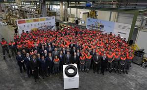 Bridgestone alcanza los 300 millones de neumáticos producidos en su planta de Burgos