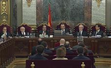 El tribunal del 'procés' se decantó por la sedición tras concluir el juicio