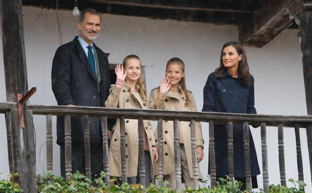 La Princesa Leonor: «Asturias es mi casa»