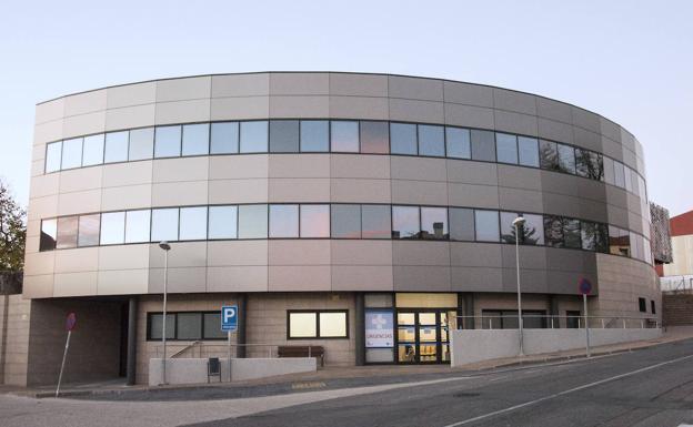 Centro de salud de Lerma. /BC